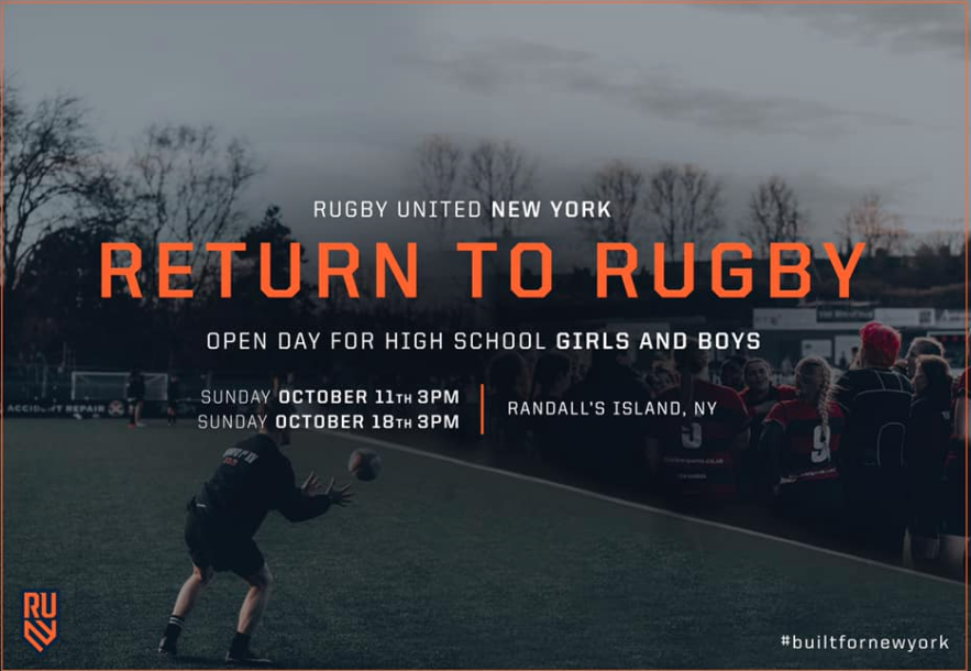 Upcoming RUNY Clinics for High School Boys and Girls
